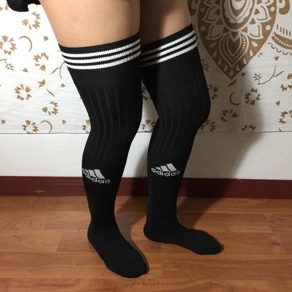 reputable site 3b41b c3dd3 adidas Other - Adidas High Knee socks